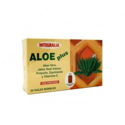 ALOE PLUS viales