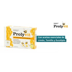 PROLYVIT tabletas masticables